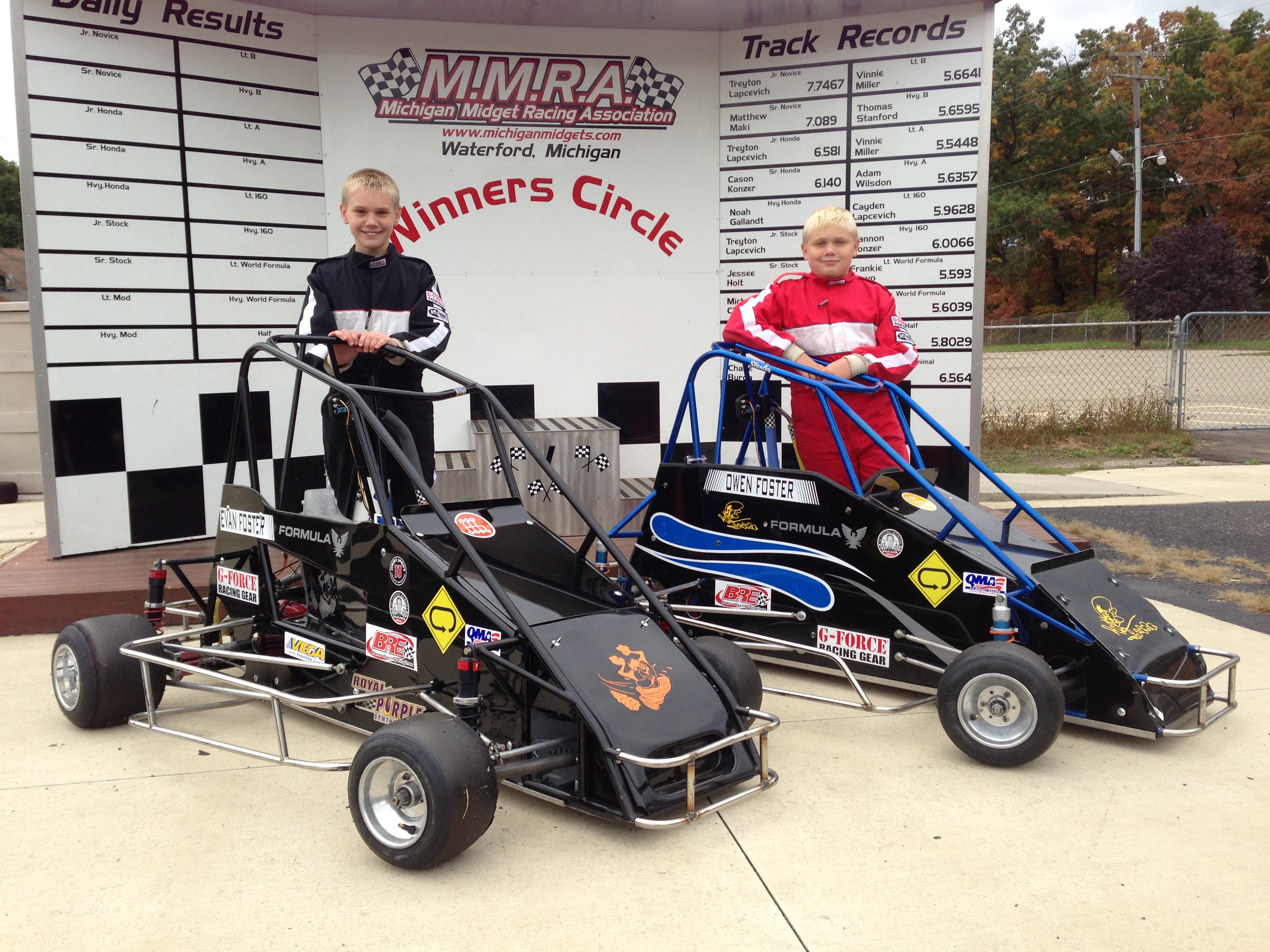 Quater midget racing recommend you